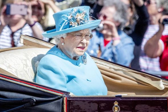The Queen is the Head of State of Australia(Image: GETTY)