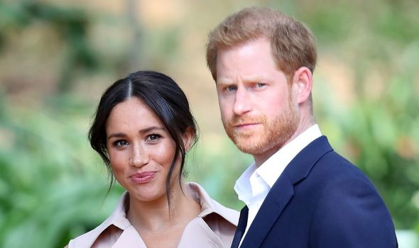 Meghan Markle and Prince Harry are no longer allowed to use their HRH title(Image: Getty)