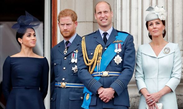 Meghan Markle and Prince Harry are no longer senior members of the Royal Family(Image: Getty)