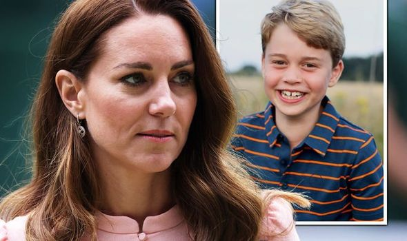 Kate Middleton: The Duchess' future heartbreak over Prince George was laid bare