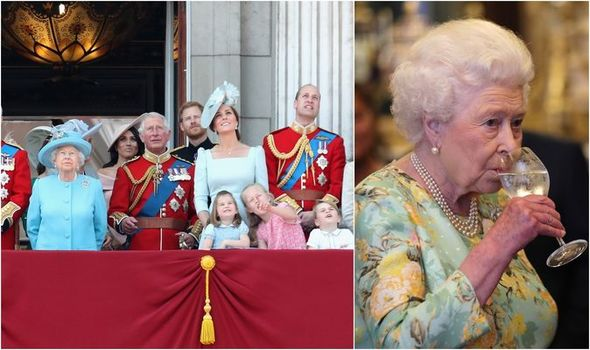 Royal Family and Queen