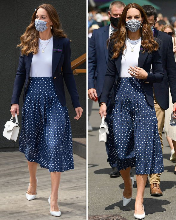 kate middleton wimbledon outfit pictures