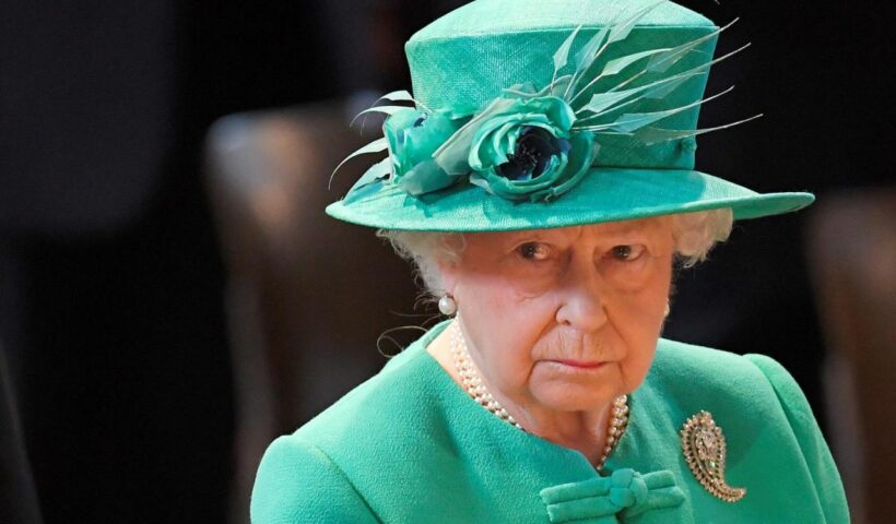The Queen is 'exasperated with repeated attacks', a well-placed source claims