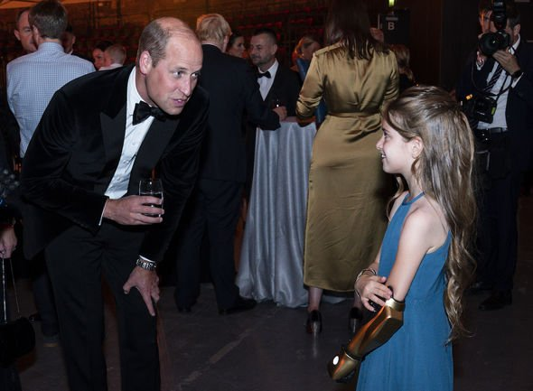prince william news duke cambridge emergency services Who Cares Wins awards